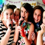 _1 Karaoke parties for teens