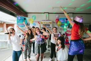 Karaoke birthday party for teens  (11)