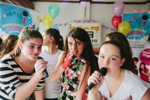 Karaoke birthday party for teens  (14)