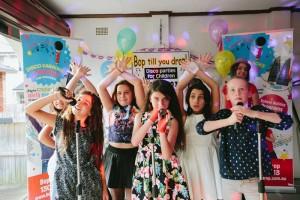Teen Birthday Party Idea Bop Till You Drop