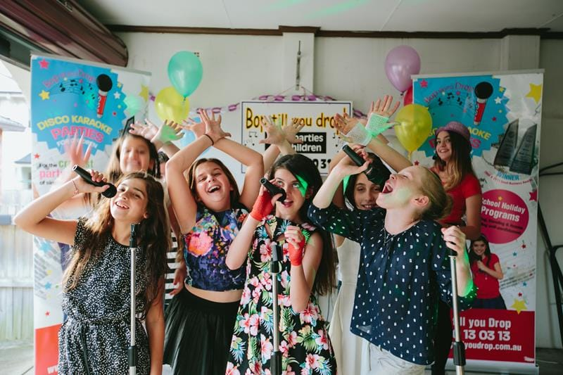 Teen Birthday Party Idea Bop Till You Drop