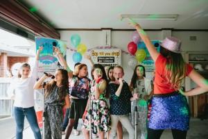 Karaoke birthday party for teens  (7)