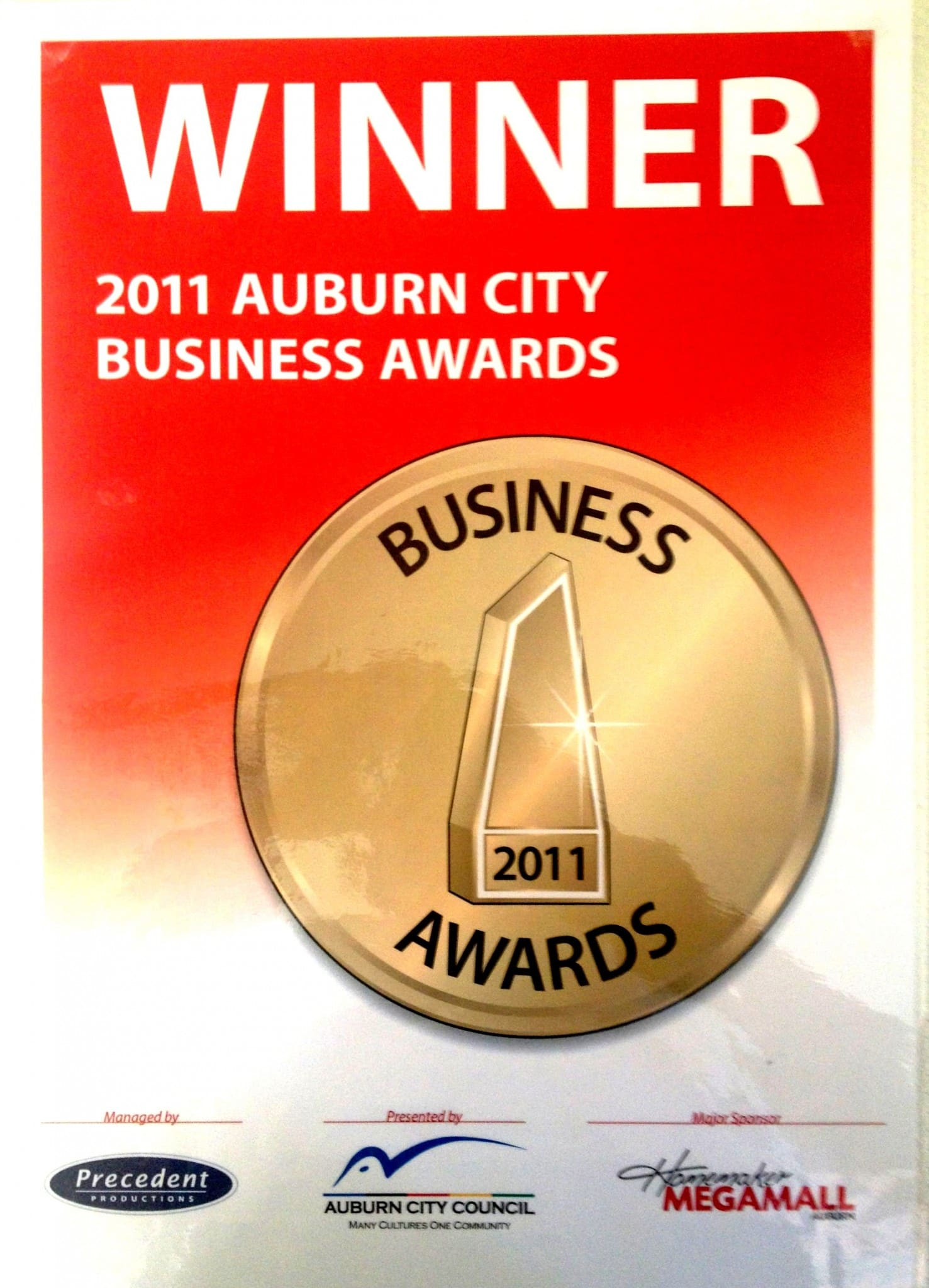 Local Business Award 2011
