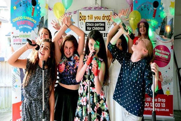 Teen Disco Birthday Parties Adelaide Bop Till You Drop - Children's birthday parties adelaide