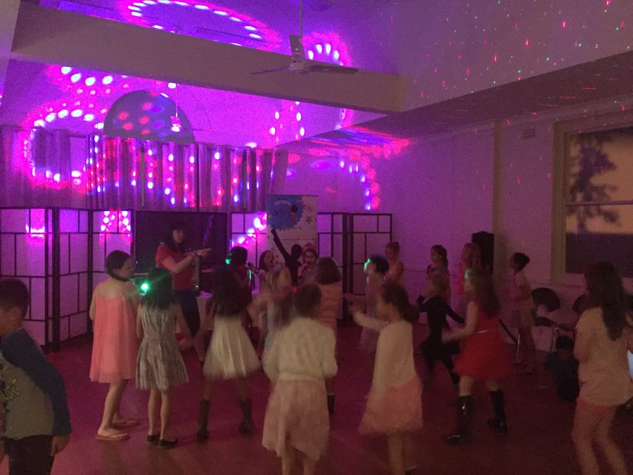 Neutral-bay-party-venue-for-kids-disco-parties