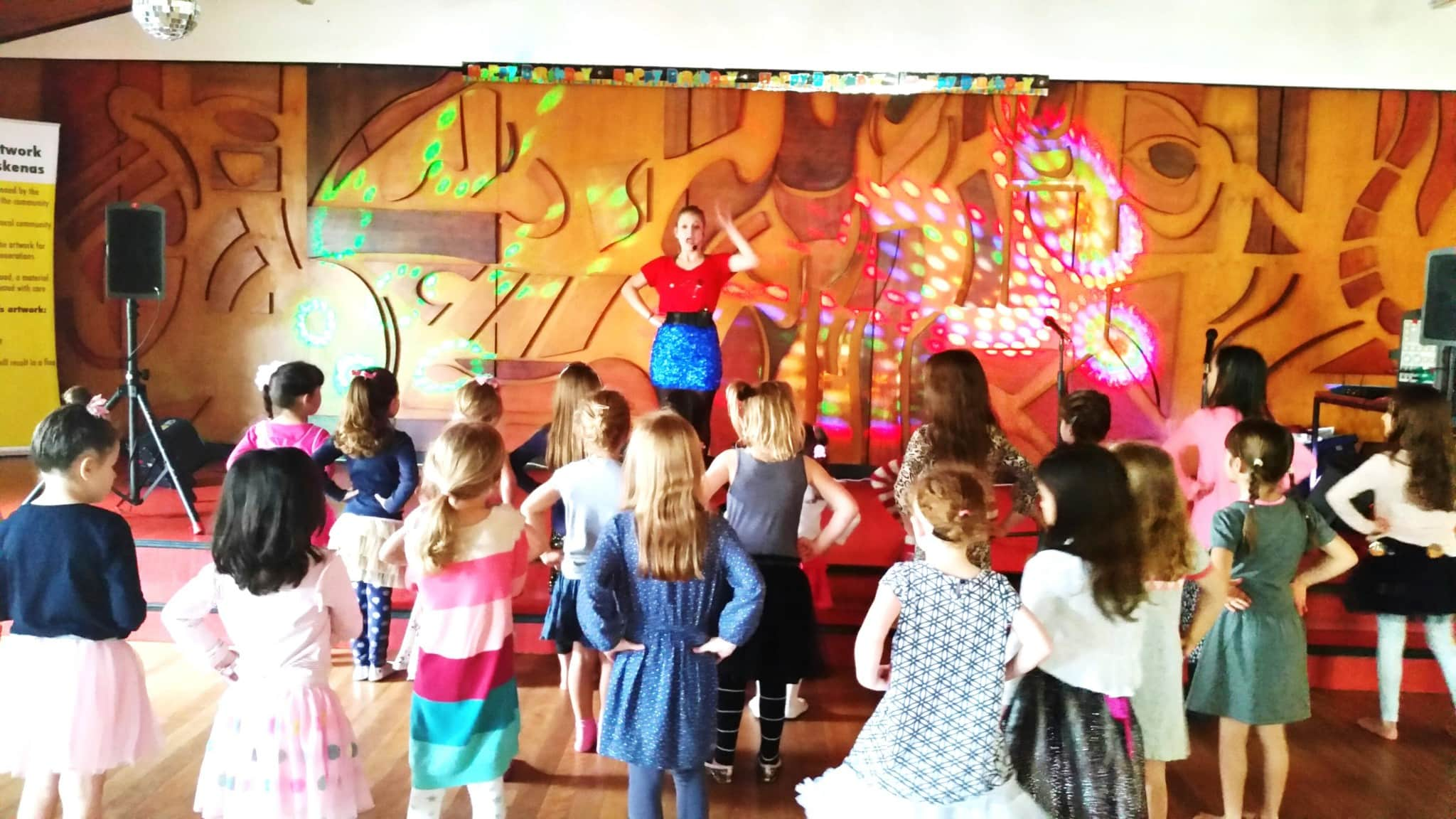Mini Disco Birthday Parties Adelaide Bop Till You Drop - Children's birthday parties adelaide