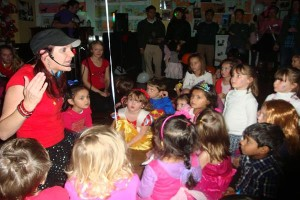 Disco-karaoke-party-little-children-birthday