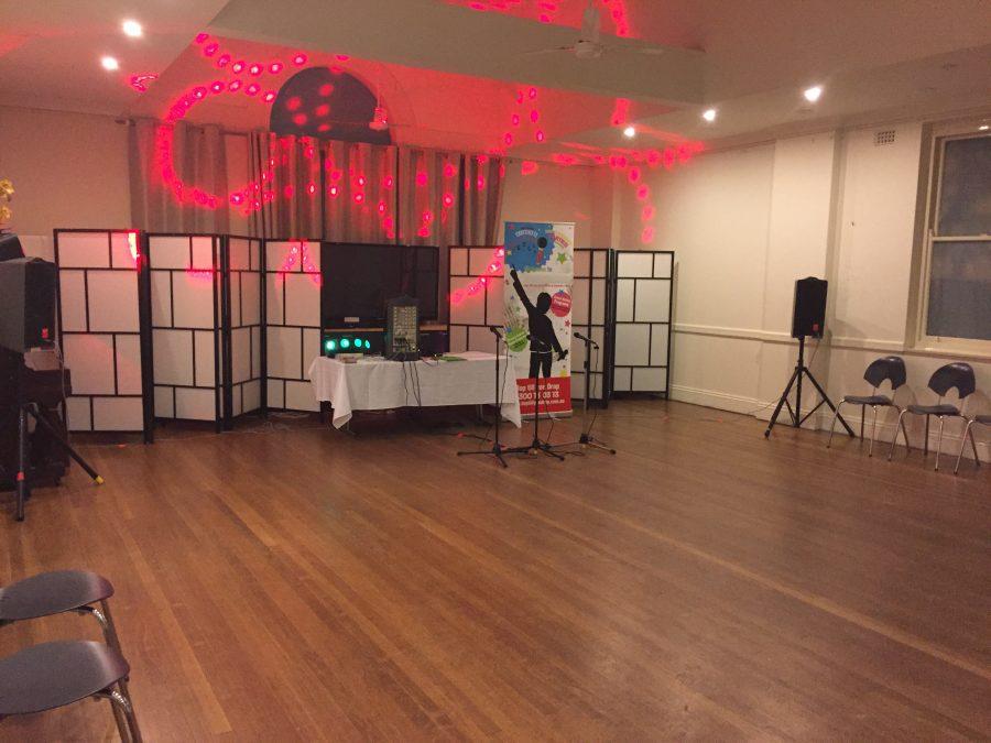 Neutral Bay kids disco party