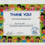 Charity Donation Certificate (3)