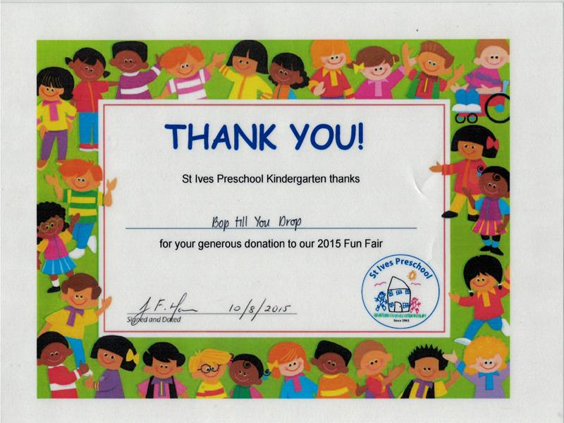 certificate of appreciation for kids