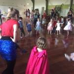 Children's disco party