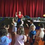 Disco for preschool kids