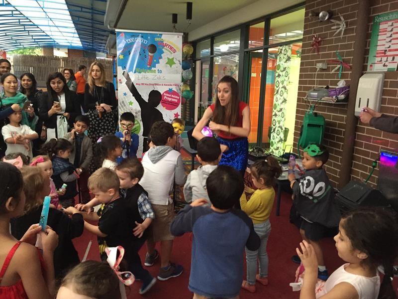 Karaoke Partie's for Children (2)