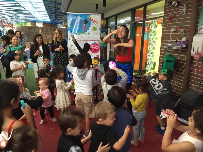 Karaoke Partie's for Children (4)