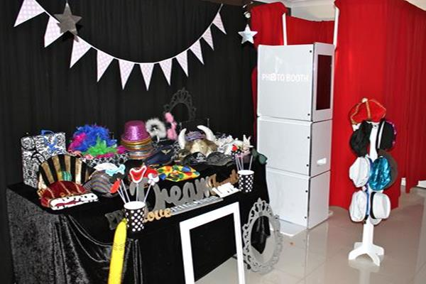 1 Children's party with Photo Booth