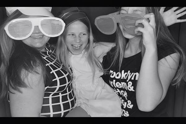 1 Disco Parties Photo Booth