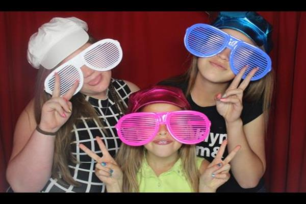 1 Photo Booth Birthday Party