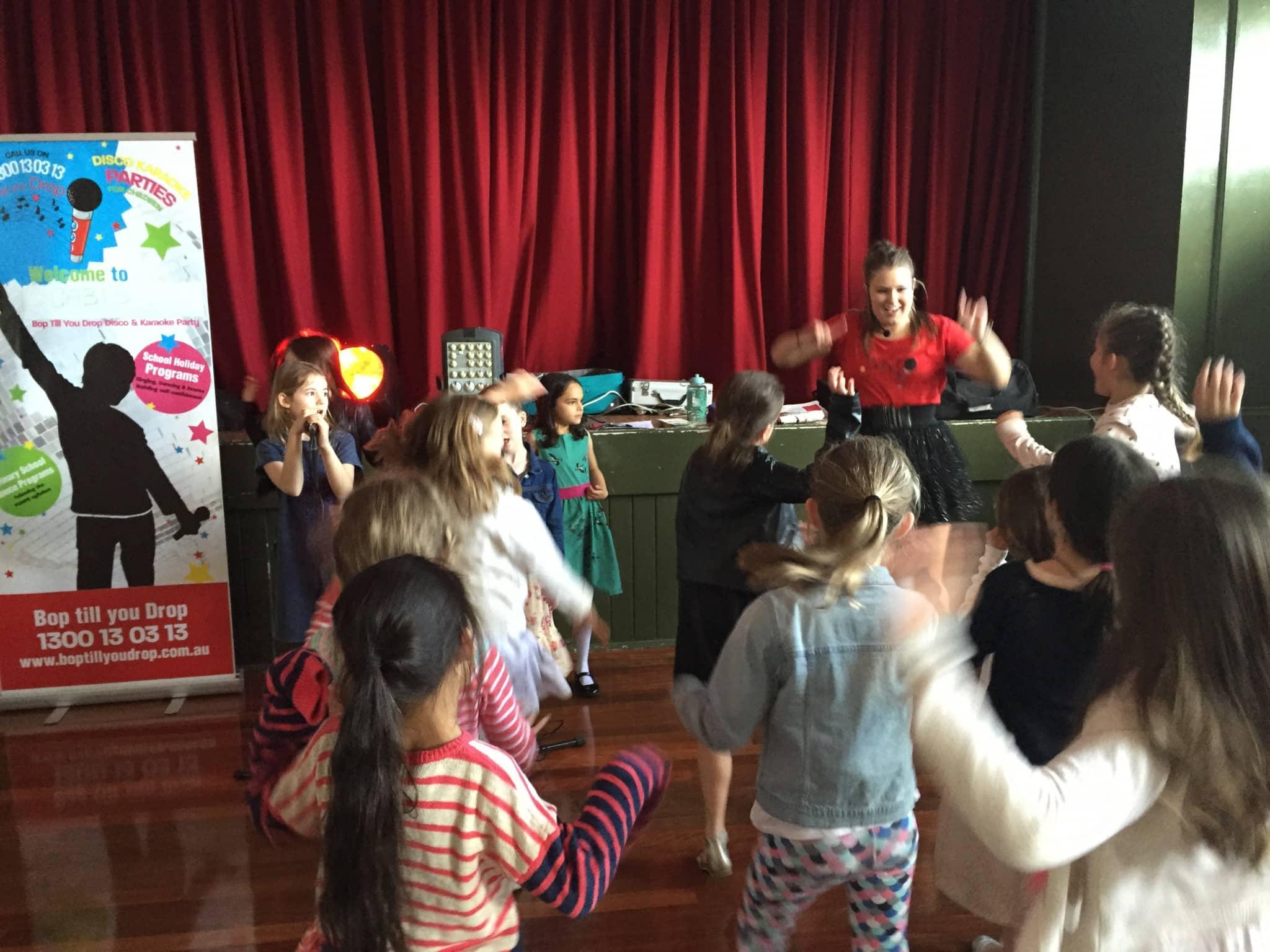 Children's disco party  (2)