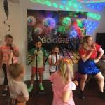 Karaoke parties for kids