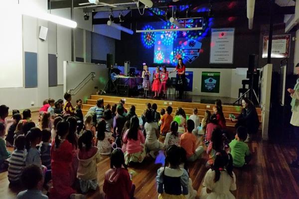Kids Dance Disco at a School  (4)