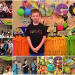 Kids Disco Party Ideas