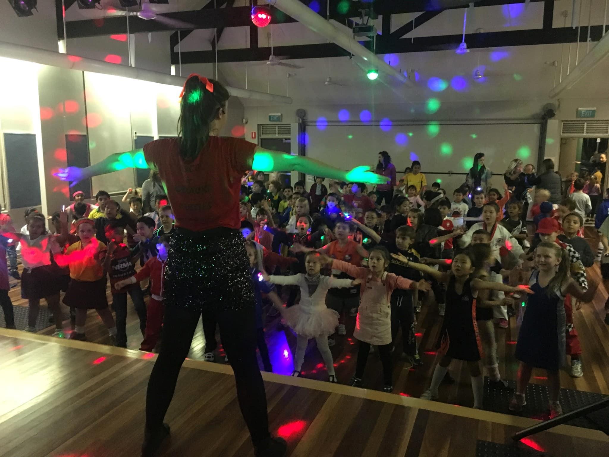 Carlingford Public School Disco