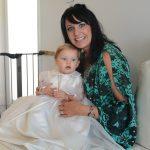sofia christenting