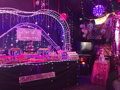 Disco Party Decorations (2)
