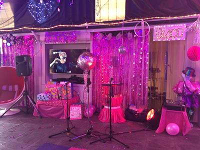 disco party decorations 3 - Disco Party Decorations