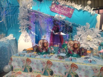 Frozen Party Decorations (2)