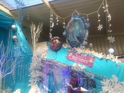 Frozen Party Decorations (3)