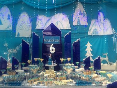 Frozen Party Decorations (4)