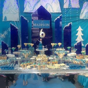 Styled Frozen Party (1)
