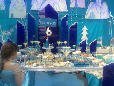 Styled Frozen Party (2)