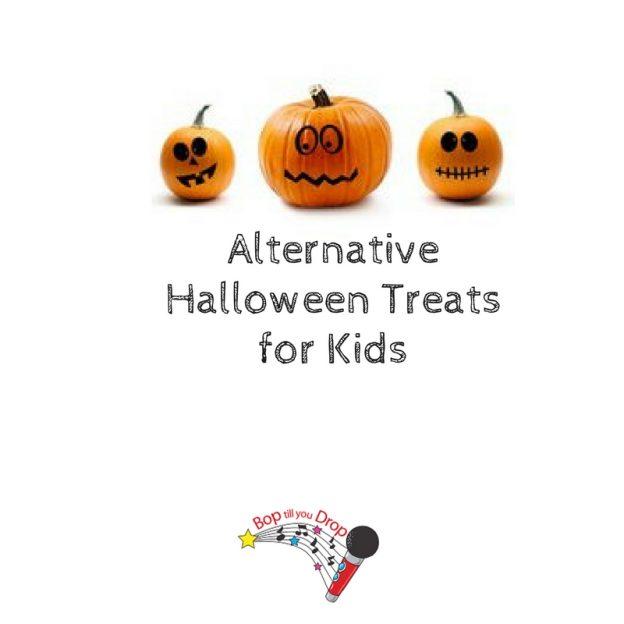 alternative halloween treats
