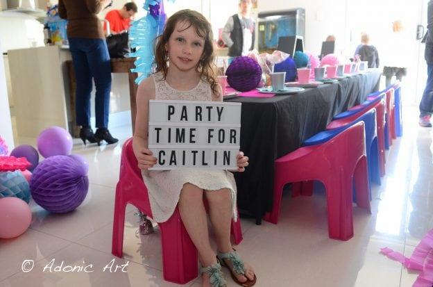 Mega Giveaway Prize Winner Party