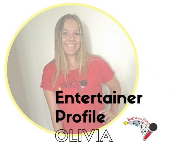 Entertainer profile Olivia