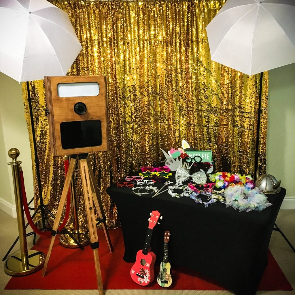 Photo Booth & Disco Parties For Kids