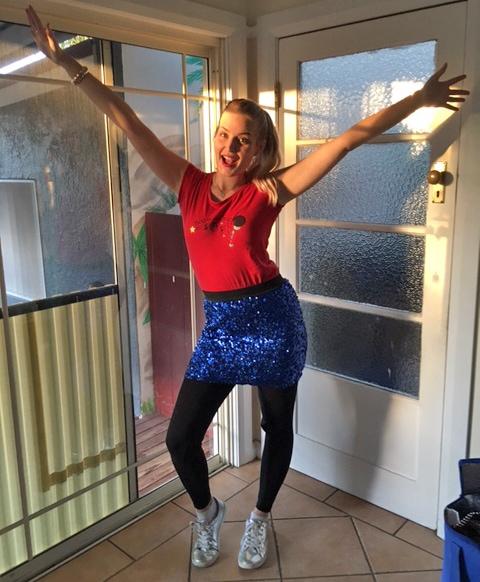 BTYD Entertainer Hannah