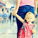Can sitting next to kids on a flight be a GOOD thing??