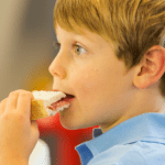 Schools are changing lunchtime. Literally changing it.
