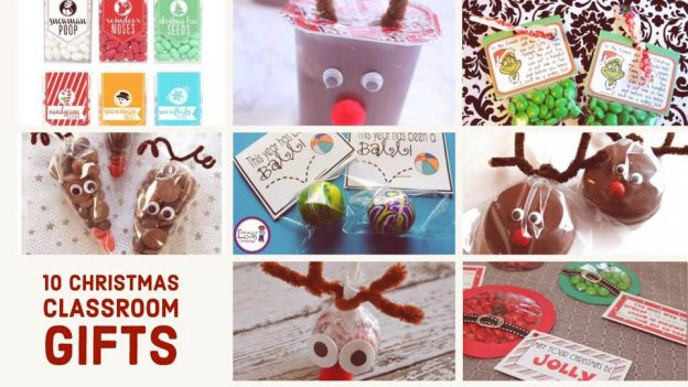 Christmas Classroom Gifts Bop Till You Drop