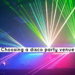What to look for when choosing children's disco party venues