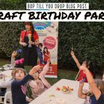Craft Birthday Party Ideas