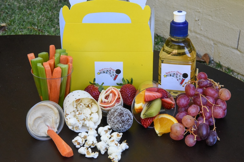 Bop Catering Boxes Healthy Party Box