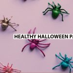 Healthy Halloween party food