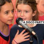 More than a disco party