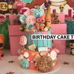 Birthday Cake Trends 2019