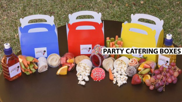 Birthday Party Catering | Bop Till You Drop