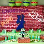 TMNT Themed Party